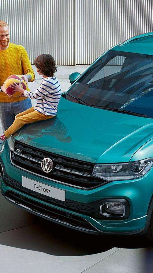 Labākais jauno automašīnu piedāvājums Volkswagen e-veikalā