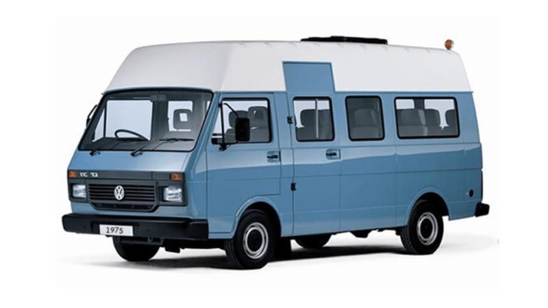 Volkswagen LT (1975).