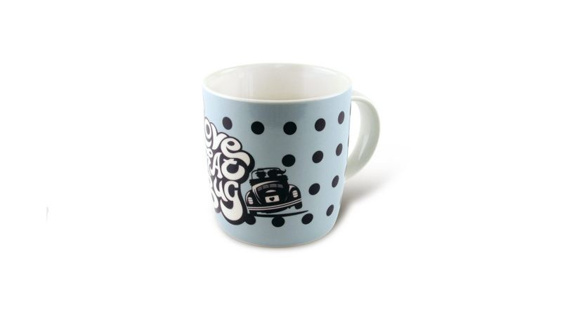 Taza para café disponible en VW Collection Vintage