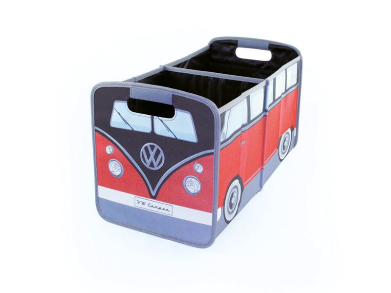 Caja de almacenamiento plegable con forma de Combi disponible de VW Collection