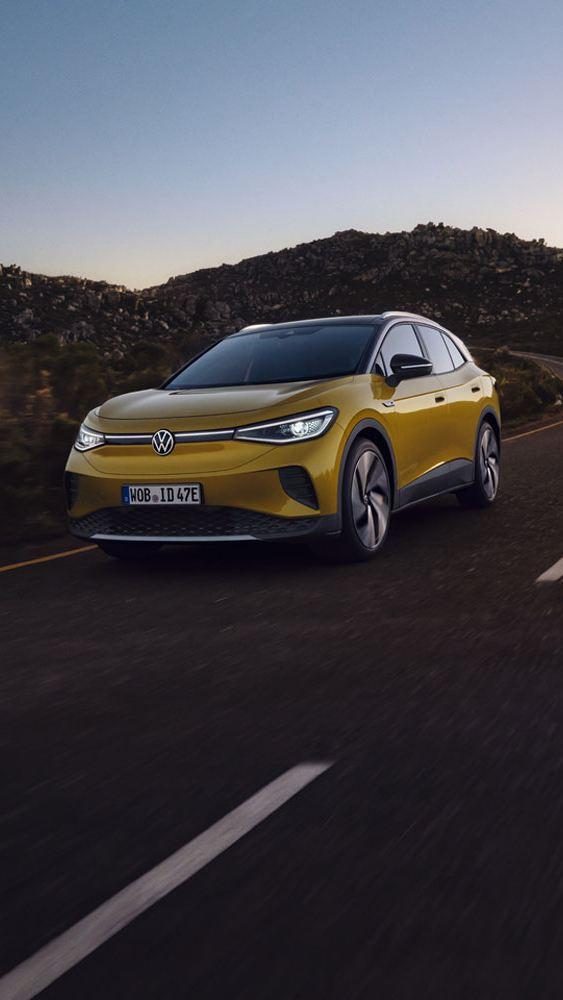 Beskatning av elbil og fossilbil på firmabil VW Volkswagen