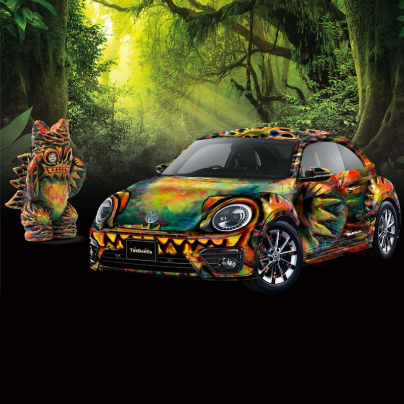 The Beetle Monster