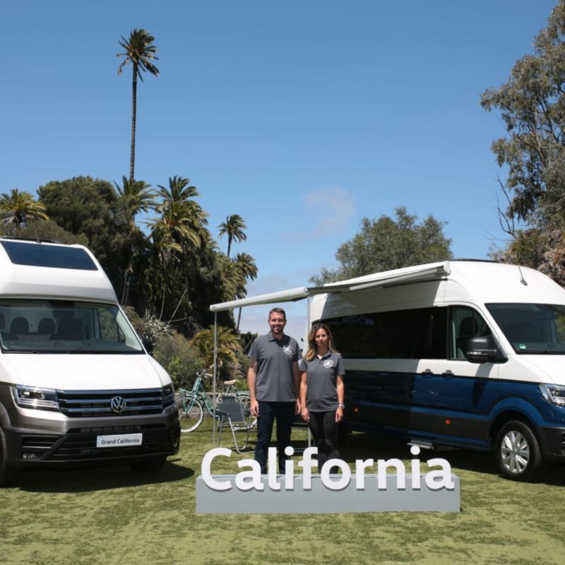 Grand California Volkswagen