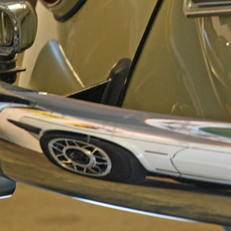 Un paraurti Volkswagen service Classic Parts.