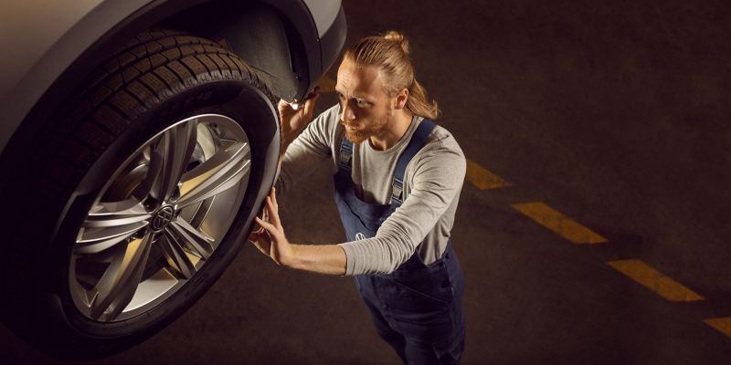 Volkswagen 輪圈知識