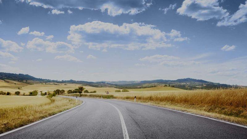 route de campagne