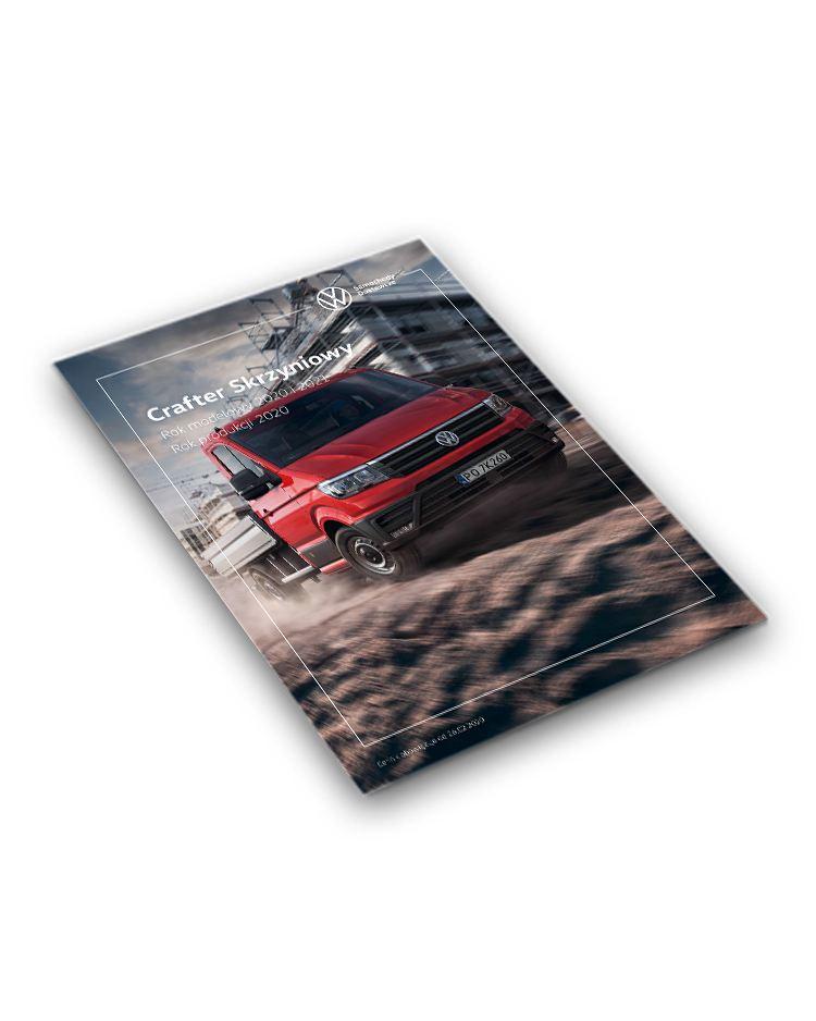 Cennik Volkswagen Crafter Skrzyniowy