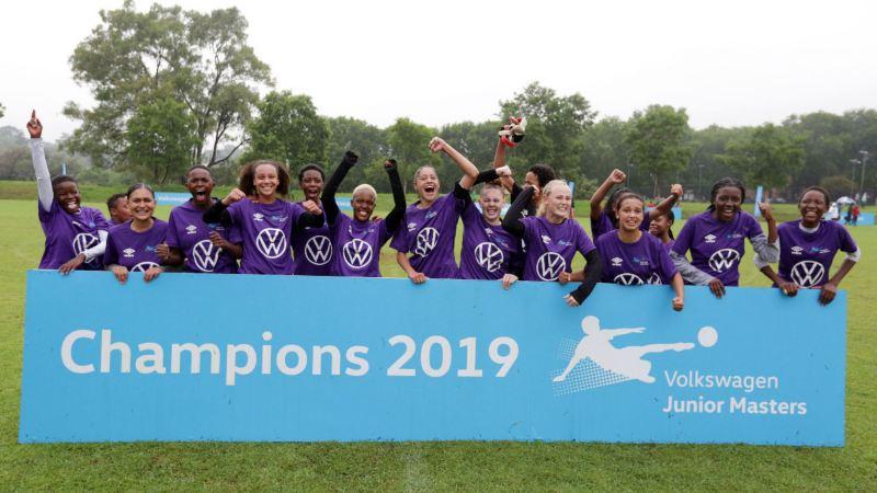 junior masters champions