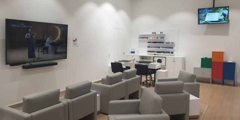 폭스바겐 공식딜러 마이스터모터스, 서초 서비스센터 내 여성 고객 편의 위한 공간 선보여