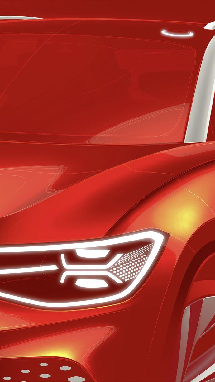 폭스바겐, '2019 상하이 오토쇼'에서 미래의 대형 전기 SUV 첫 선