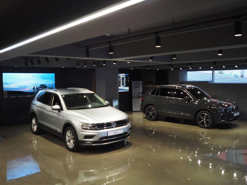 폭스바겐 공식딜러 마이스터모터스 한남 전시장, 시티스토어 컨셉으로 리뉴얼 오픈