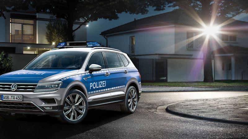 Volkswagen für Landespolizeien