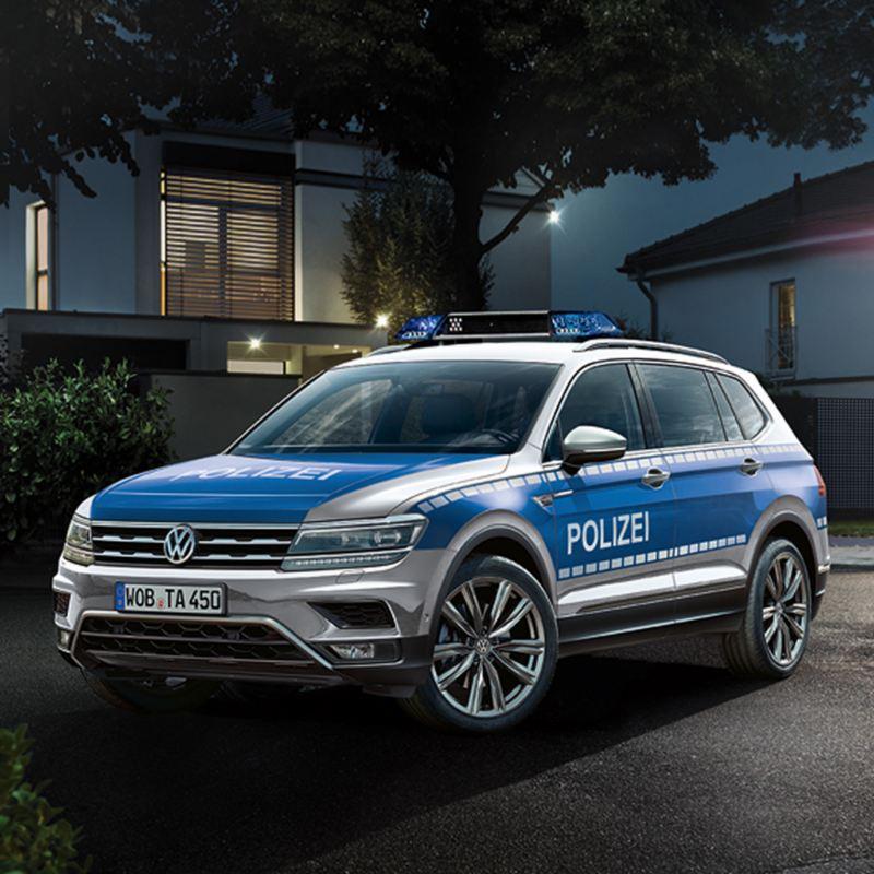 Volkswagen für Behörden