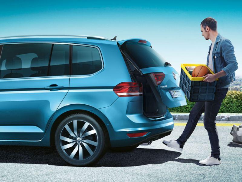 Volkswagen für Direktkunden. Sportler.
