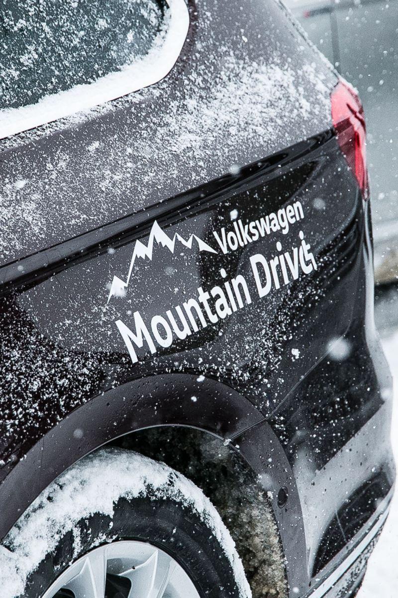 Volkswagen Fahrhilfen für Menschen mit Handicap, Mountain Drive