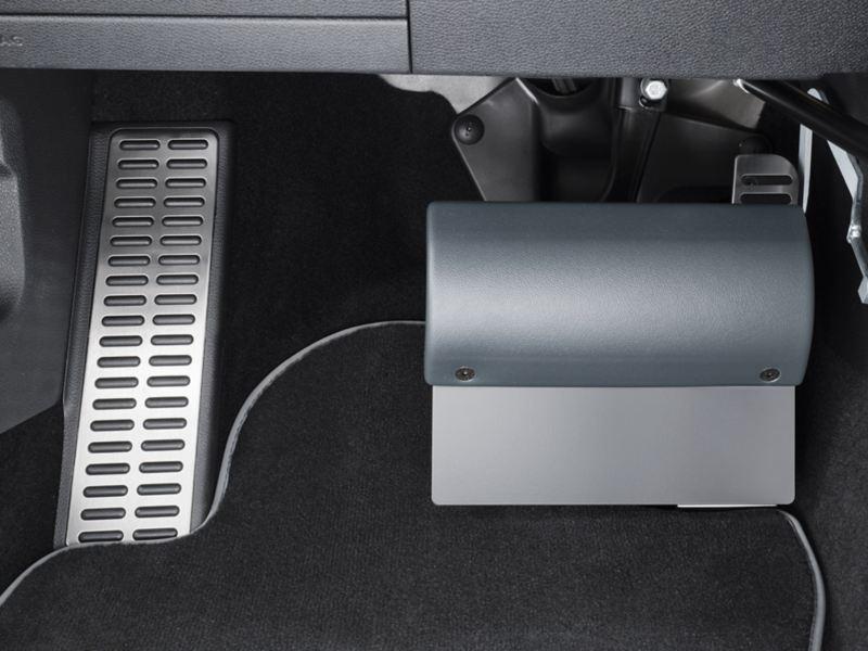 Volkswagen Fahrhilfen für Menschen mit Handicap, Pedalabdeckung für Gas und Bremse