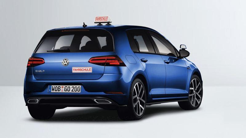 Volkswagen für Fahrschulen