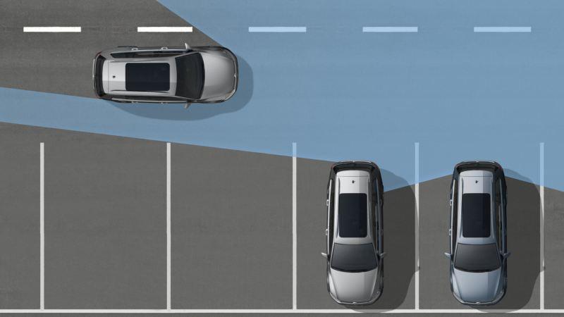 Volkswagen für Fahrschulen –Fahrerassistenzsysteme