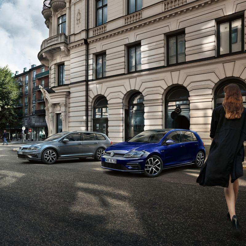 Volkswagen für Geschäftskunden