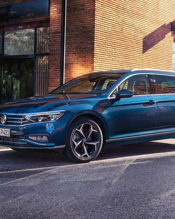 Volkswagen für Großkunden