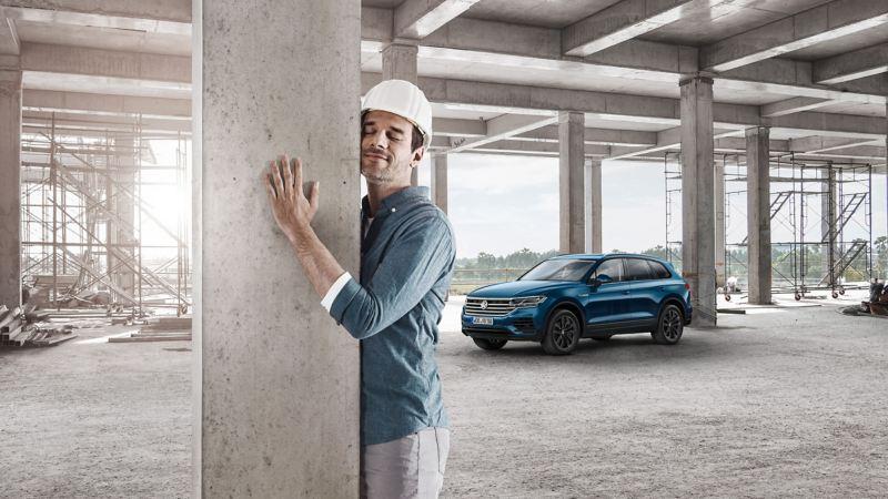 GeschäftsfahrzeugLeasing von Volkswagen Professional Class