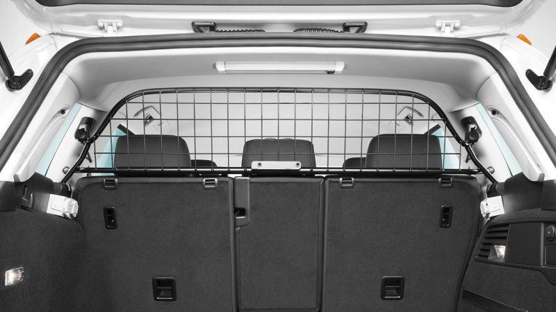 Volkswagen für Rettungsdienste – Trenngitter