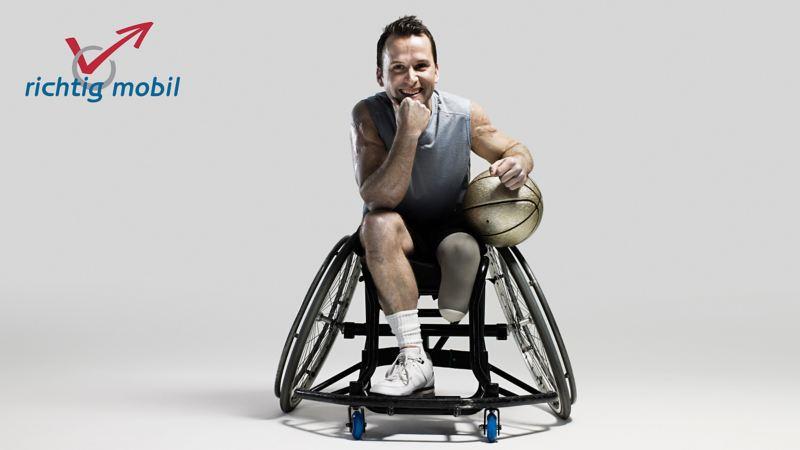 Volkswagen Fahrhilfen für Menschen mit Handicap, Aktion Richtig mobil