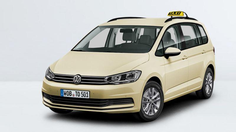 Volkswagen als Taxi und Mietwagen – Modelle