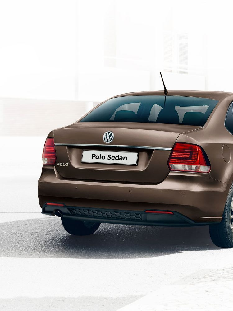 polo sedan safety features
