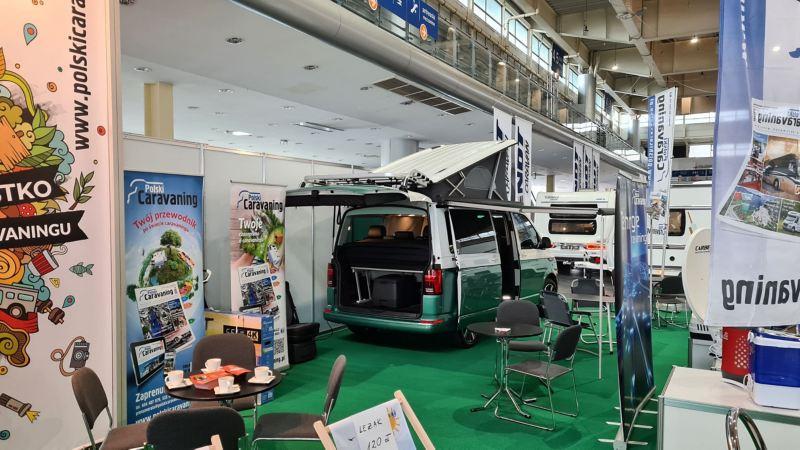 Volkswagen California 6.1 na Caravans Salon Poland 2020