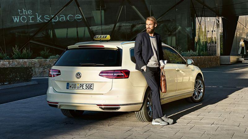 Volkswagen Sonderfahrzeuge – Taxi und Mietwagen