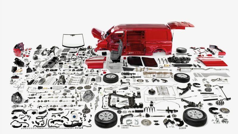 從機油到飾板,從觸媒轉化含氧感測器到引擎總成,Volkswagen 零件的供應範圍包括了一切車輛所需。