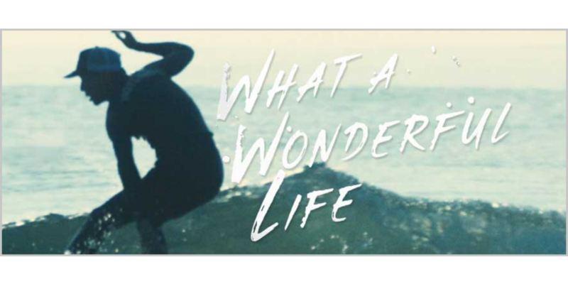 WHAT A WONDERFUL LIFE 第一弾はこちら