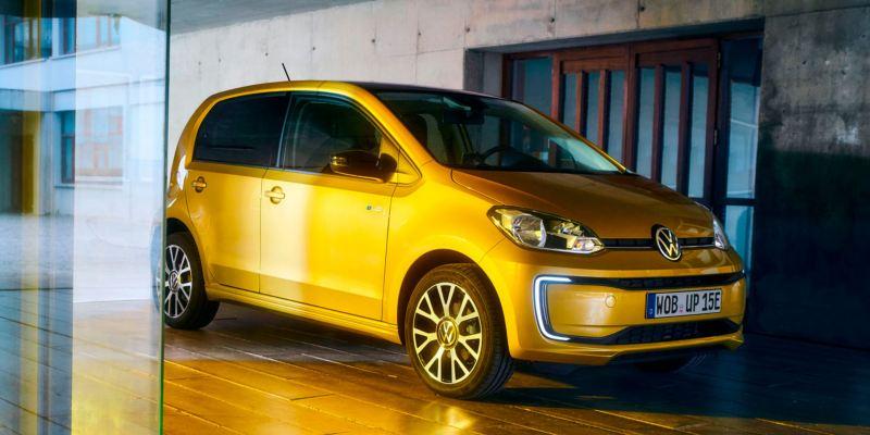 Nuevo e-up! Una pequeña revolución eléctrica | Volkswagen España