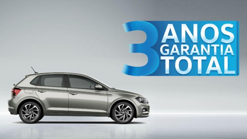 Garantia 3 anos Volkswagen