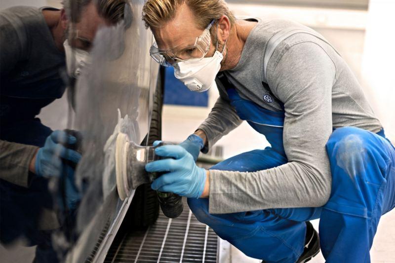 Servizio Service per carrozzerie Volkswagen