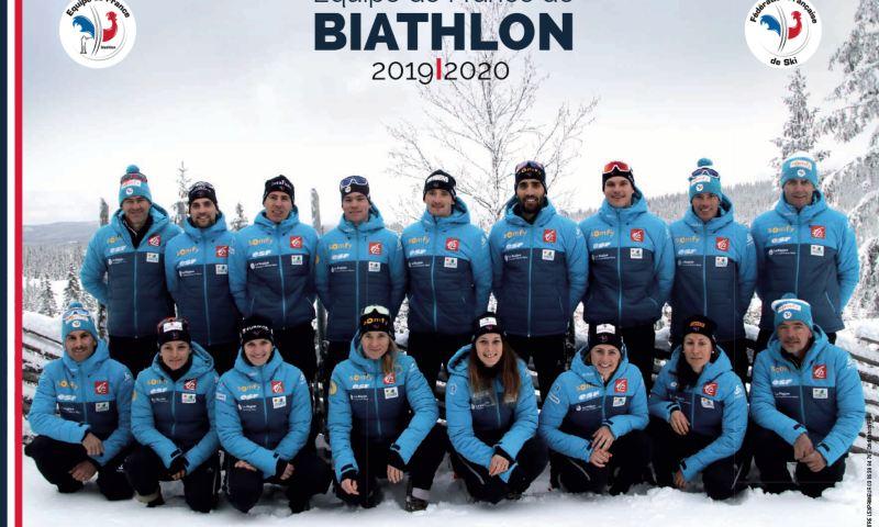 Equipe de France de Biathlon, Volkswagen Véhicules Utilitaires France