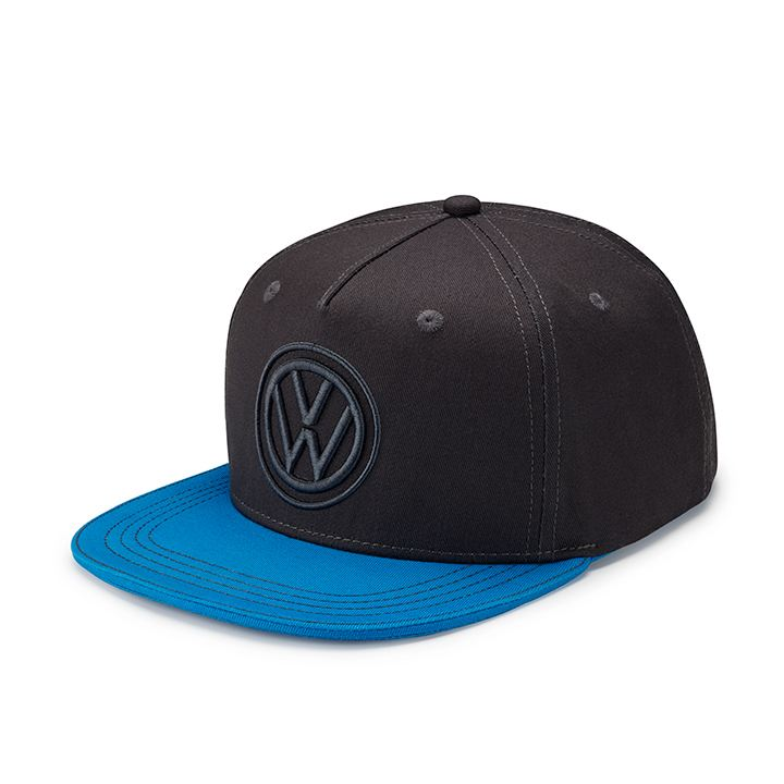 Gorra de visera plana disponible en VW Collection Lifestyle