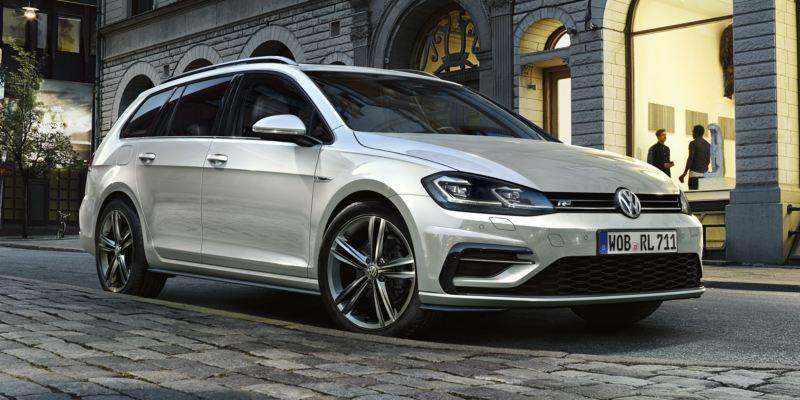 Volkswagen Golf Variant diseño exterior