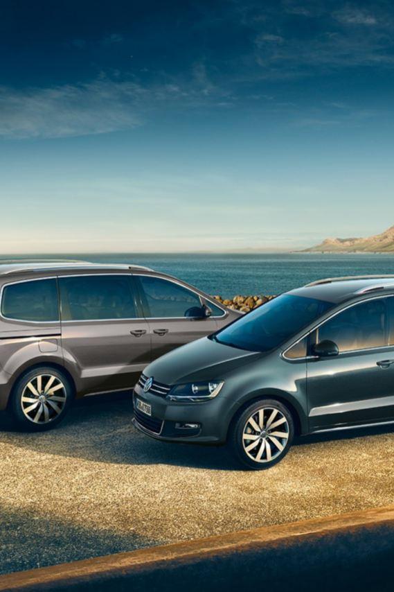 Volkswagen Sharan Confort