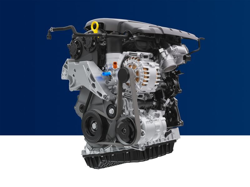 VW engine – spare part for your car