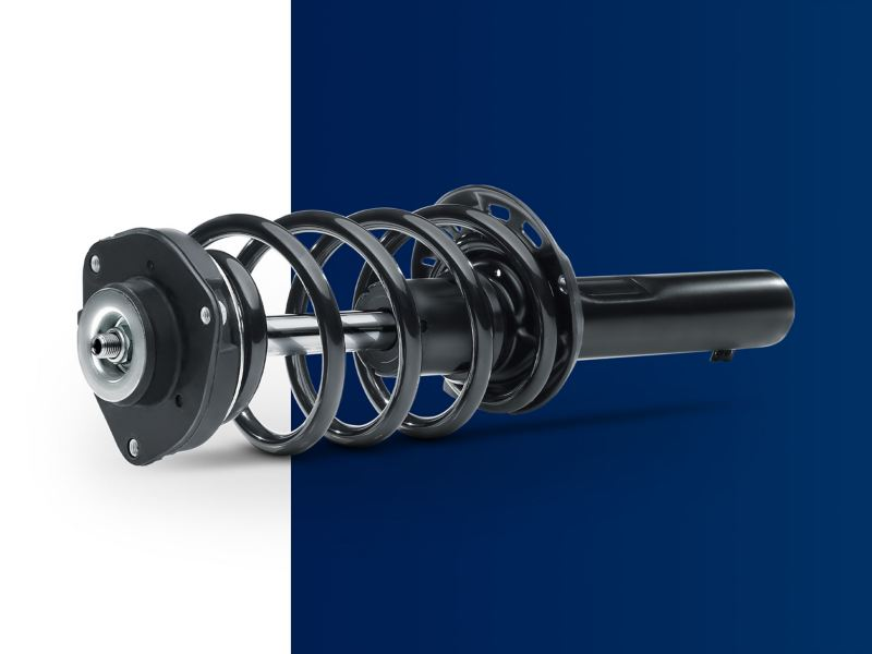 Volkswagen Genuine Shock Absorbers – VW car parts