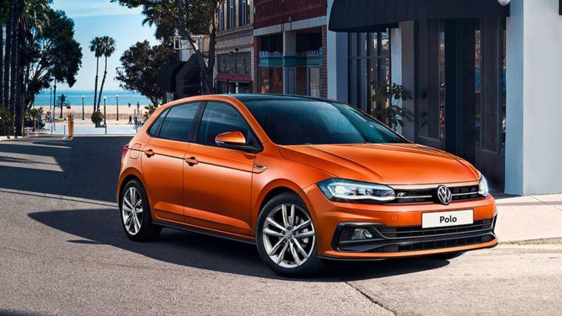 Volkswagen Polo della gamma auto per Neopatentati