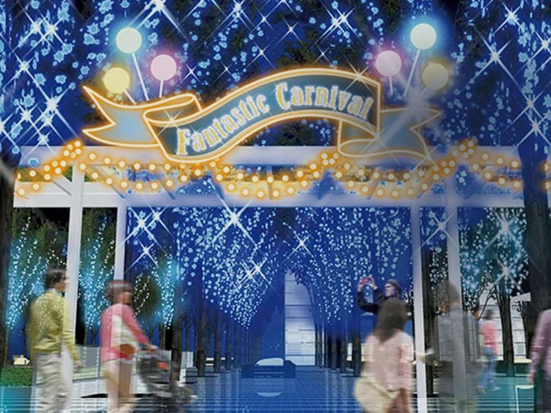 """さいたま新都心 けやきひろばクリスマスマーケットに""""Cruising Food""""を出店"""