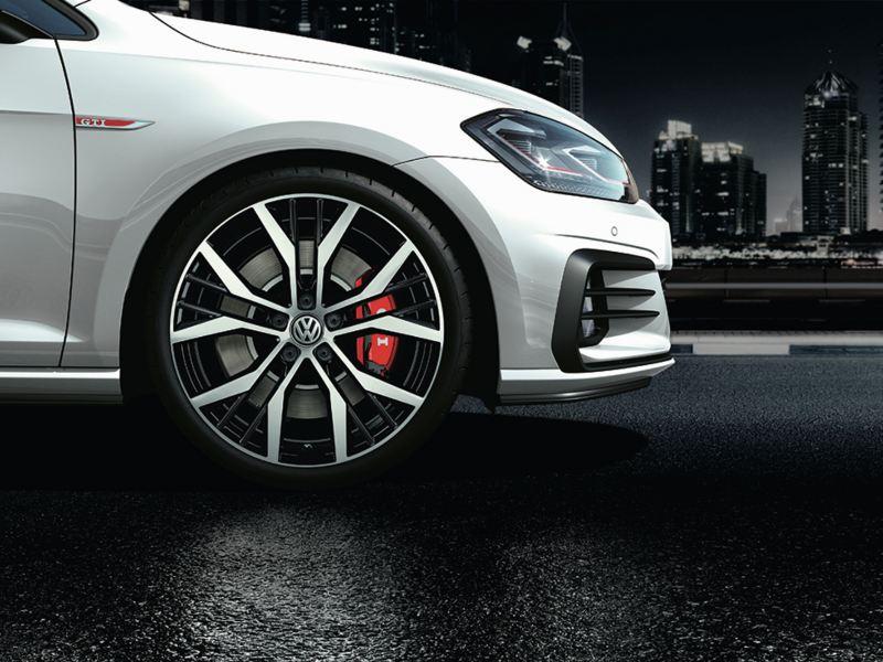 Performance専用2.0ℓ TSI®エンジン(245PS)