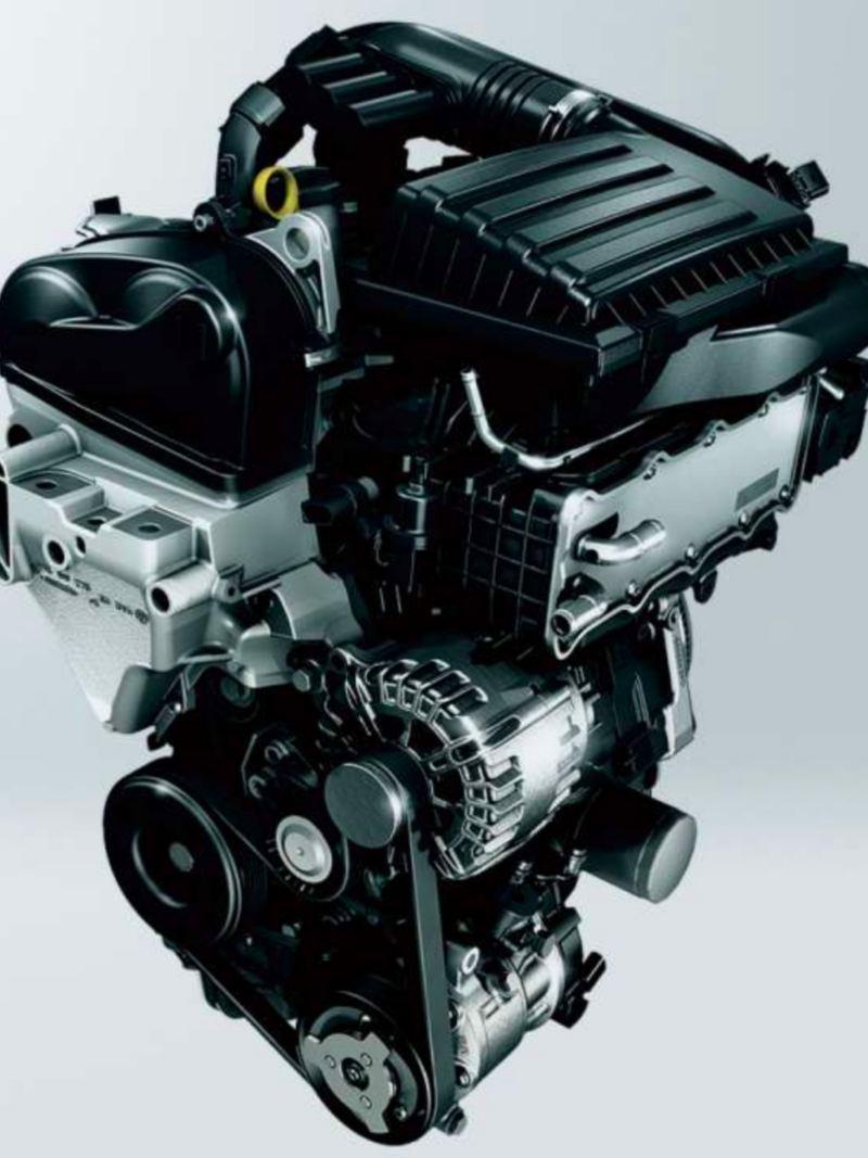 1.4ℓ TSI®エンジン