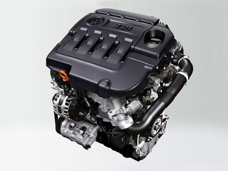 パワフルでクリーンな新世代ディーゼル 2.0ℓ TDI®エンジン