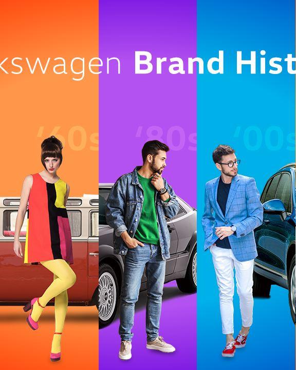 Brand History