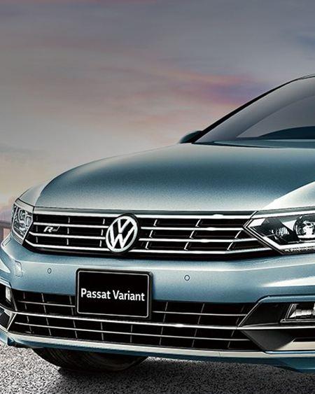 Passat Variant モデルページ