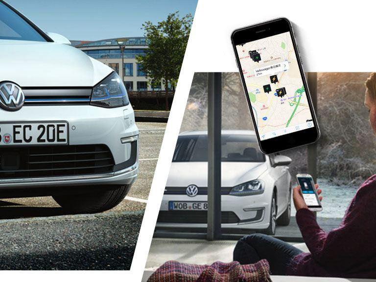 Volkswagen e-Mobility